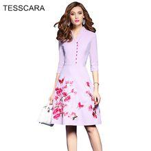 Mulheres spring & summer luxo bordado dress roupa retro robe femme feminino elegante escritório vestidos vintage vestidos de desgaste do trabalho(China (Mainland))