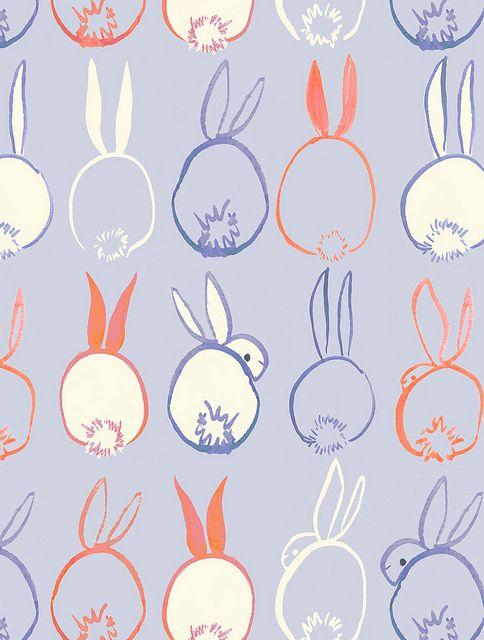 sian keegan bunny print