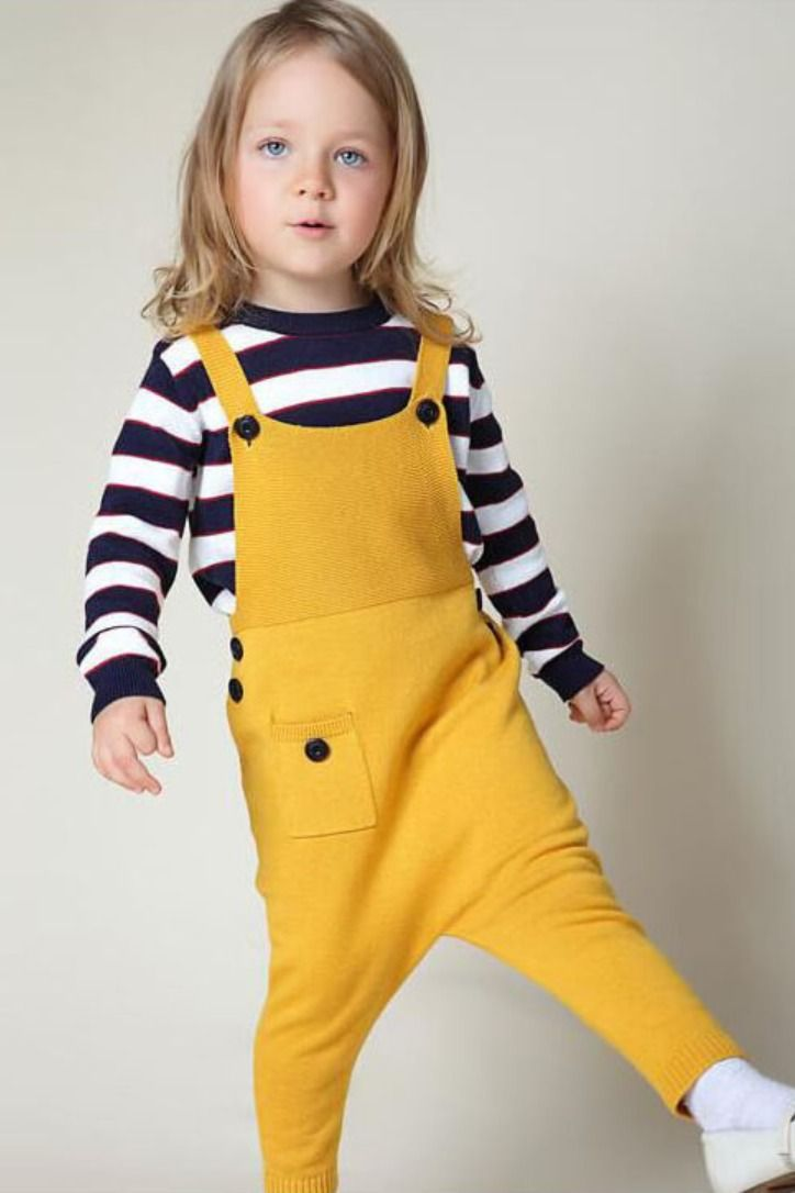 5 Colors Pockets Knitted Trousers Jumpsuit Baby Toddler Girls Boys Overalls  in 2020 | Kids outfits, Baby overalls, Rompers for kids