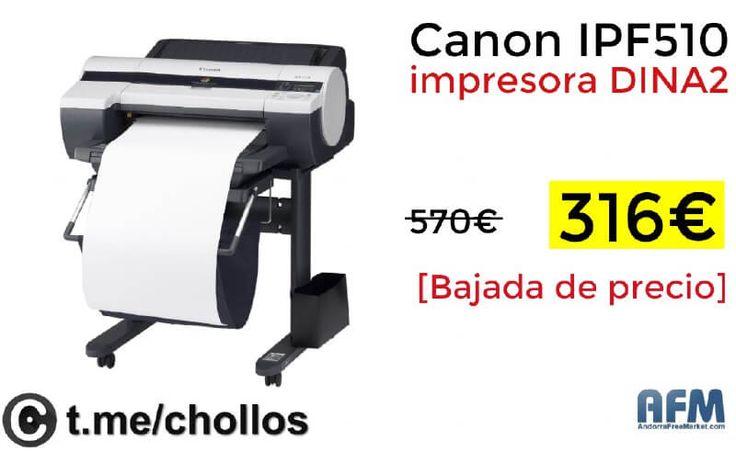 Impresora Canon IPF510 disponible por 316 - http://ift.tt/2yY95zT