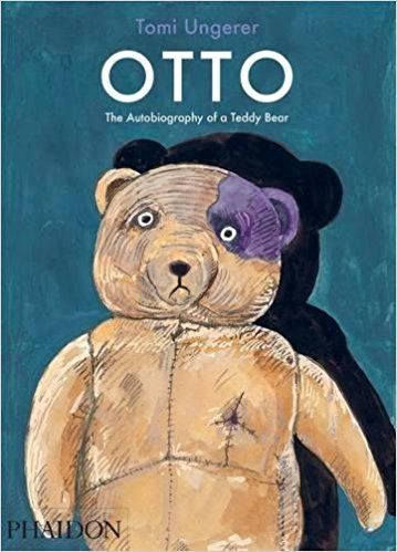 Otto: The Autobiography of a Teddy Bear: Tomi Ungerer: 9780714857664: Amazon.com: Books