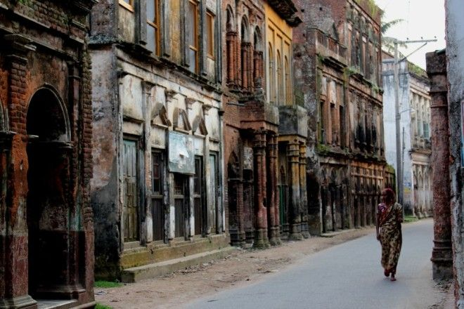 Abandoned City of Panam, Bangladesh | 1,000,000 Places
