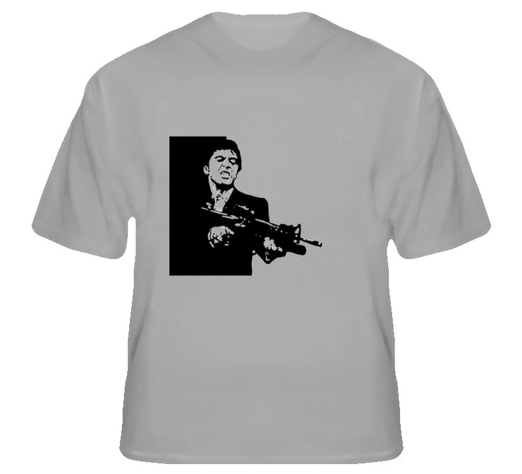 Scarface...Say Hello To My Little Friend T Shirt