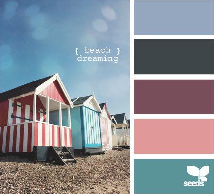 Design Seeds: beach dreaming