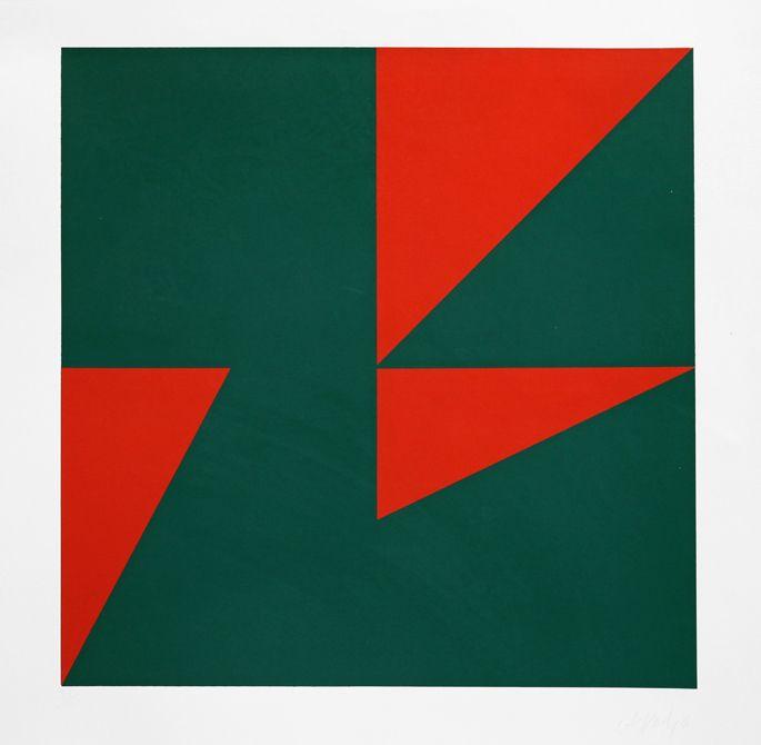 Sem Título  - Alfredo Volpi - 1896-1988