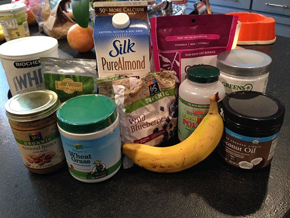 molly sims fertility smoothie ingredients