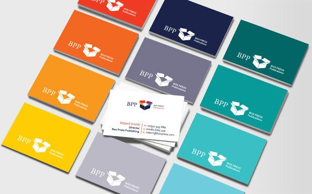 Moo Cards are my favorite business cards. A little pricier than Vistaprint but boy can you tell the difference. Check them out.