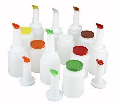 Winco Liquor and Juice Multi-Pour, 2 Quart by Winco. Save 47 Off!. $32.51. Store N Pour juice pourers.  Case of 12 each. Winco Liquor and Juice Multi-Pour, 2 Quart -- 12 per case.