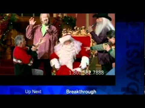 The Oak Ridge Boys - Santa's Song  I can't hardly wait to see my first ORB Christmas show!
