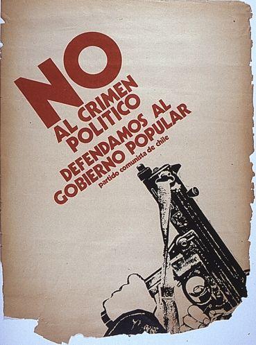 Unidad Popular. Chile. 1970s