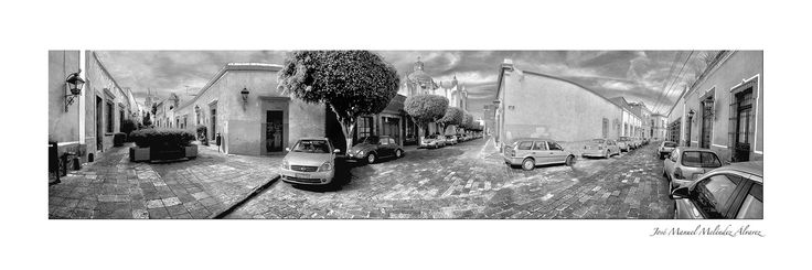 Panorámica del centro de la ciudad de Querétaro.