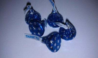 wedding theme that is silver and blue stars - Google Search, guest favors