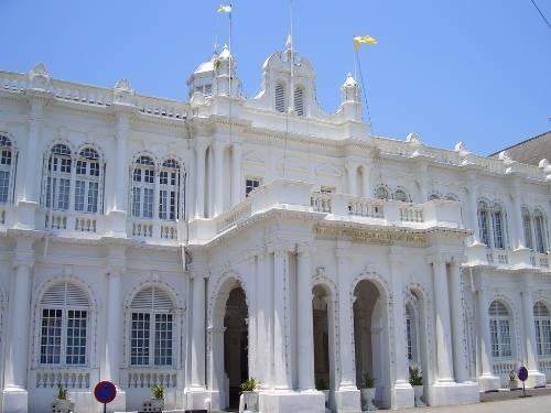 Stadhuis (City Hall) Penang (Maleisië)