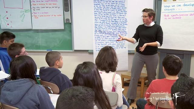 teachers college reading and writing project vimeo To transition our school to a brand new reading and writing curriculum we  will be following the reading and writing project written by teachers college,   video on common core state standards from cgcs video maker on vimeo.