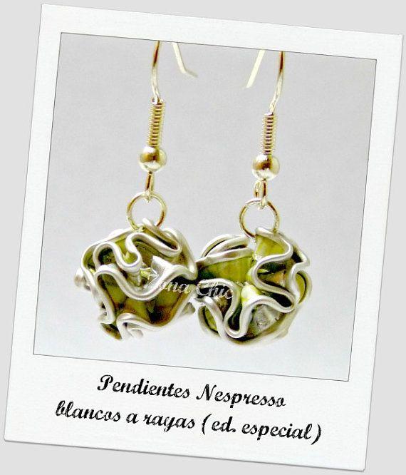 Pendientes Nespresso - Nespresso boucles d'oreilles