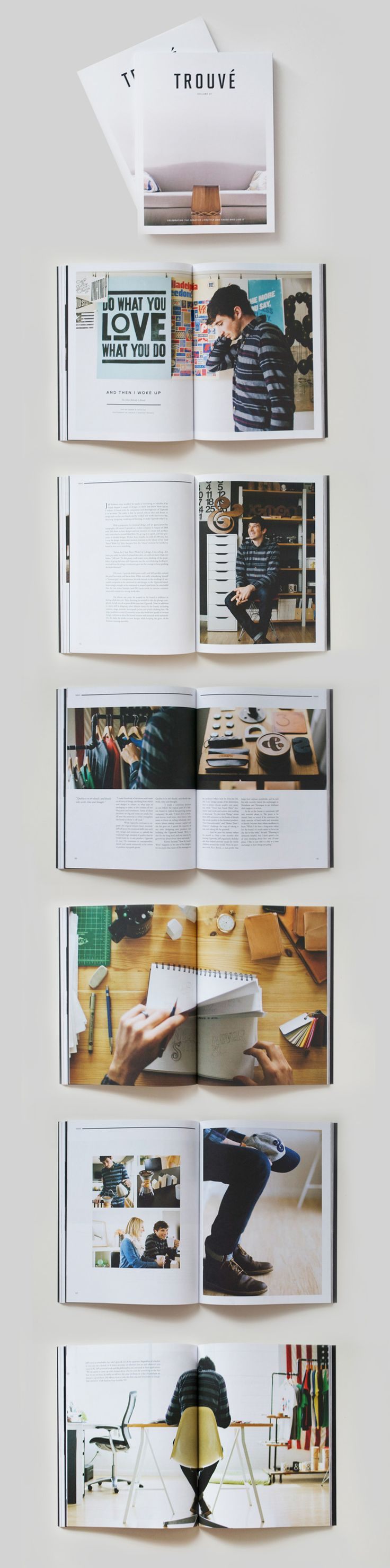 best 10+ magazine spreads ideas on pinterest | magazine layouts