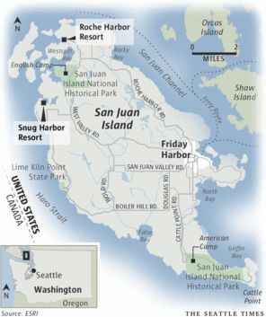 Washington Weekends: Pig War and more on San Juan Island | The Seattle Times