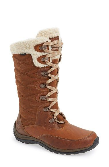 Timberland 'Willowood' Waterproof Boot (Women) available at #Nordstrom
