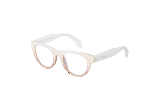 OPSM White Prada Opticals $539