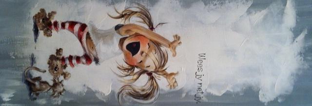 Rache - Wees net jy! - Alice Art Gallery