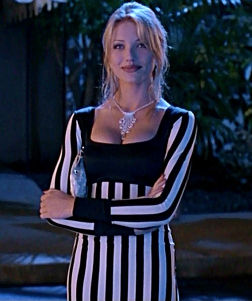 "Cameron Diaz's dress in ""The Mask.""   Always wanted this dress"