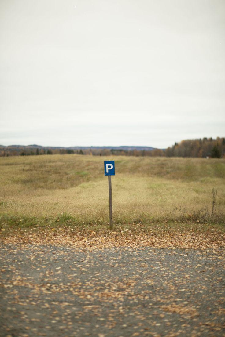 Parking in Kopparberg