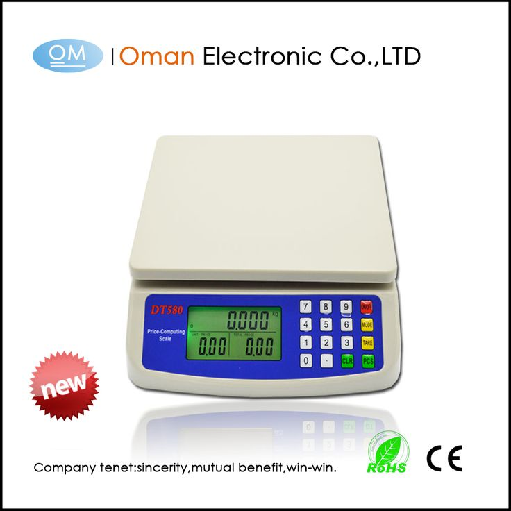 Oman-T580 30kg/1g Digital Postal scale Cooking Food Diet Grams Kitchen Scale postal scale chinese counting weighing scales