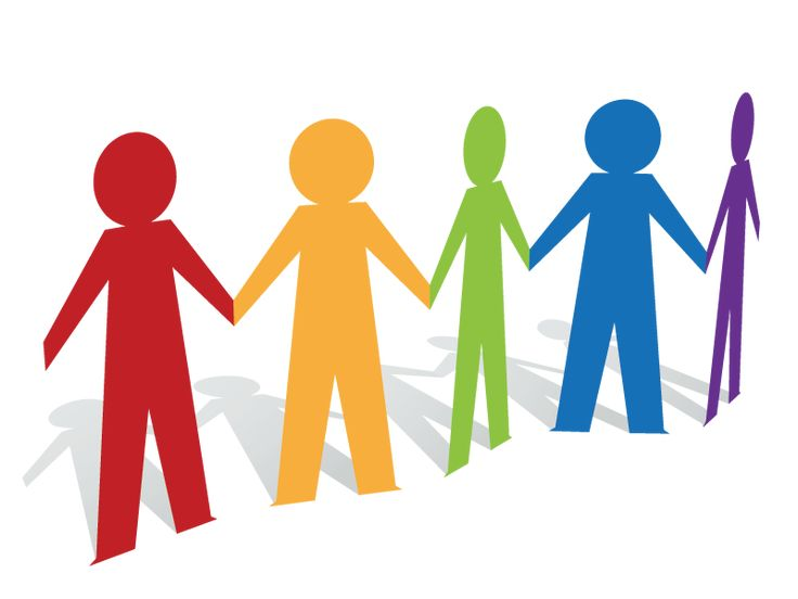 people holding hands clipart - Google Search