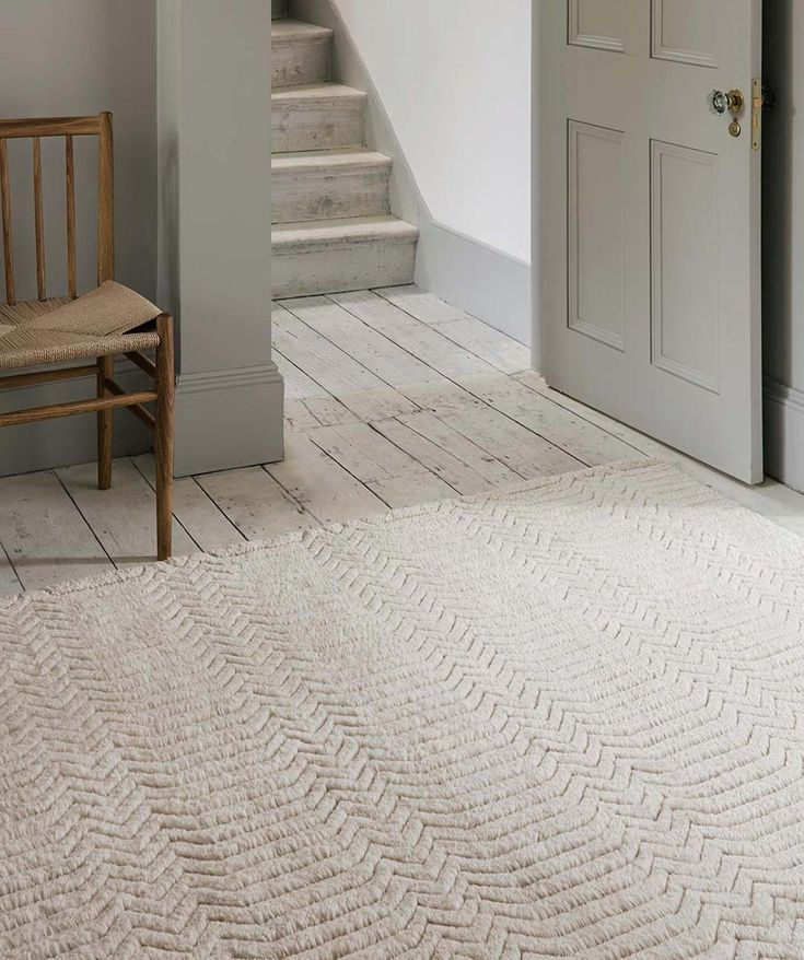 Hunting for George - Berber Knot Savannah Rug from Armadillo and Co