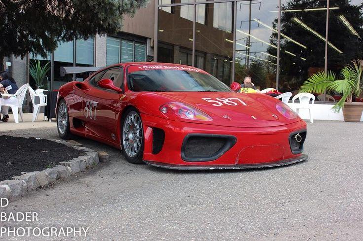 Ferrari F360 Modena Challenge