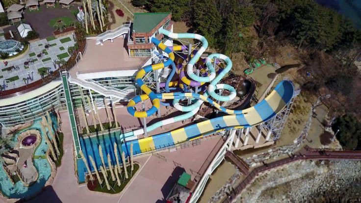 Daemyung Resort Water Theme Park Geoje