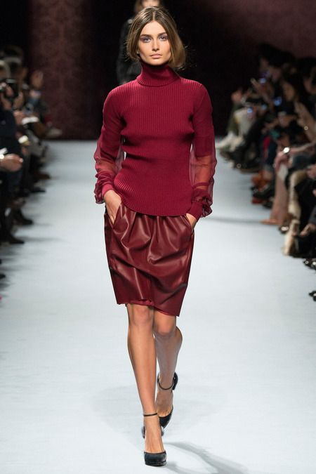 Nina Ricci | Fall 2014 Ready-to-Wear Collection | Style.com