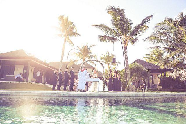 #groom #groomsmen #bride #bridesmaids on a modern #nautical #wedding in #Bali // #destinationwedding #baliwedding // See more of the #celebration at http://www.wellgroomedblog.com/2015/07/well-groomed-groom-bali-destination.html