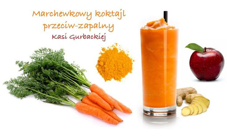 KOKTAJL PRZECIWZAPALNY Z MARCHEWKI Z KURKUMĄ I IMBIREM Koktajlz marchewki z dodatkiem kurkumy i imbiru to idealne połączenie smakowe. Delikatna i słodka marchewka świetnie smakuję z lekko pikantnym i nieco orzeźwiającym imbirem a także nieco korzennym słodkim smakiem kurkumy. To połączenie składników jest bardzo odżywcze, wzmacnia system odpornościowy i pomaga zwalczyć stany zapalne. Od dawna...Read More »