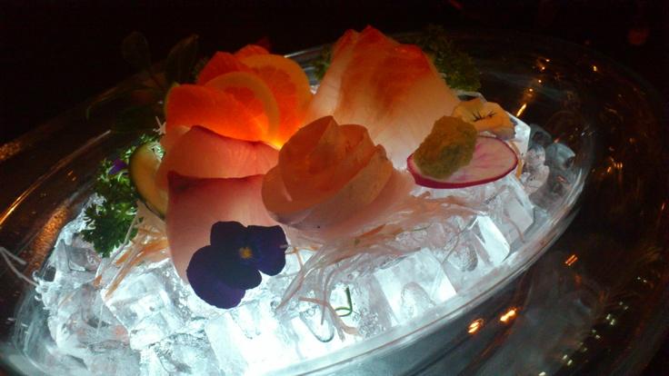 Sashimi, Sansui Japanese Restaurant, Auckland CBD, Auckland, New Zealand