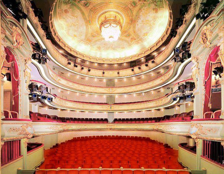Théâtre Royal du Parc - Notre Histoire