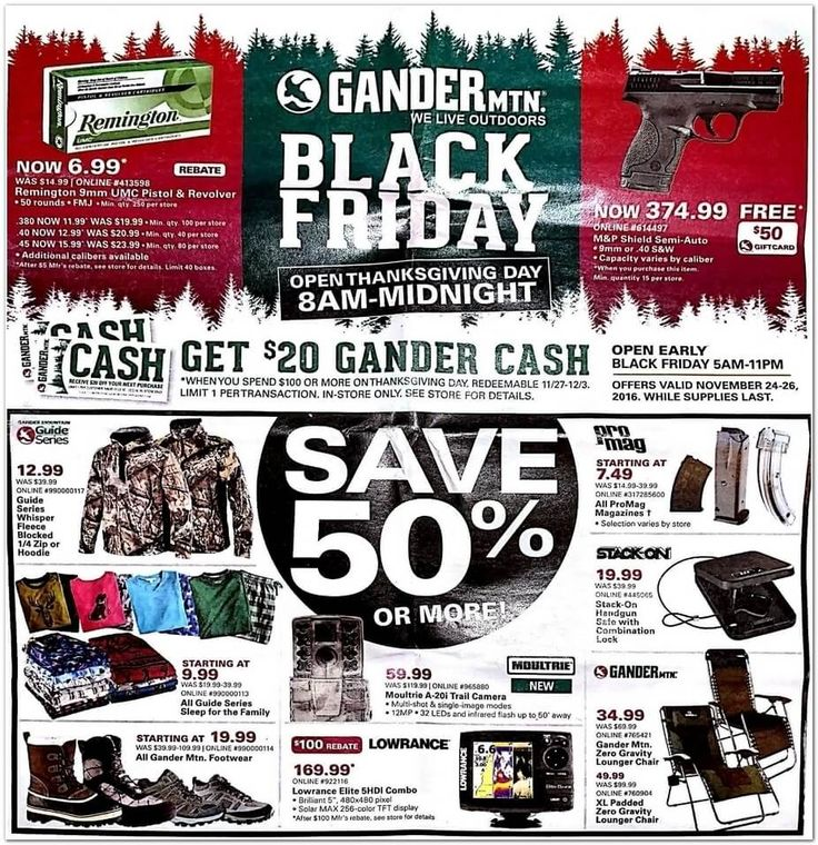 Bass Pro Shops Flyer December 11 - 17, is currently available – Find the lates weekly flyer for Bass Pro Shops. Also, keep your challenge with coupons and great deals from Bass Pro Shops. Bass Pro Shops is a privately held retailer of hunting, fishing, camping & relevant outdoor recreation merchandise, known for stocking a wide selection of gear.