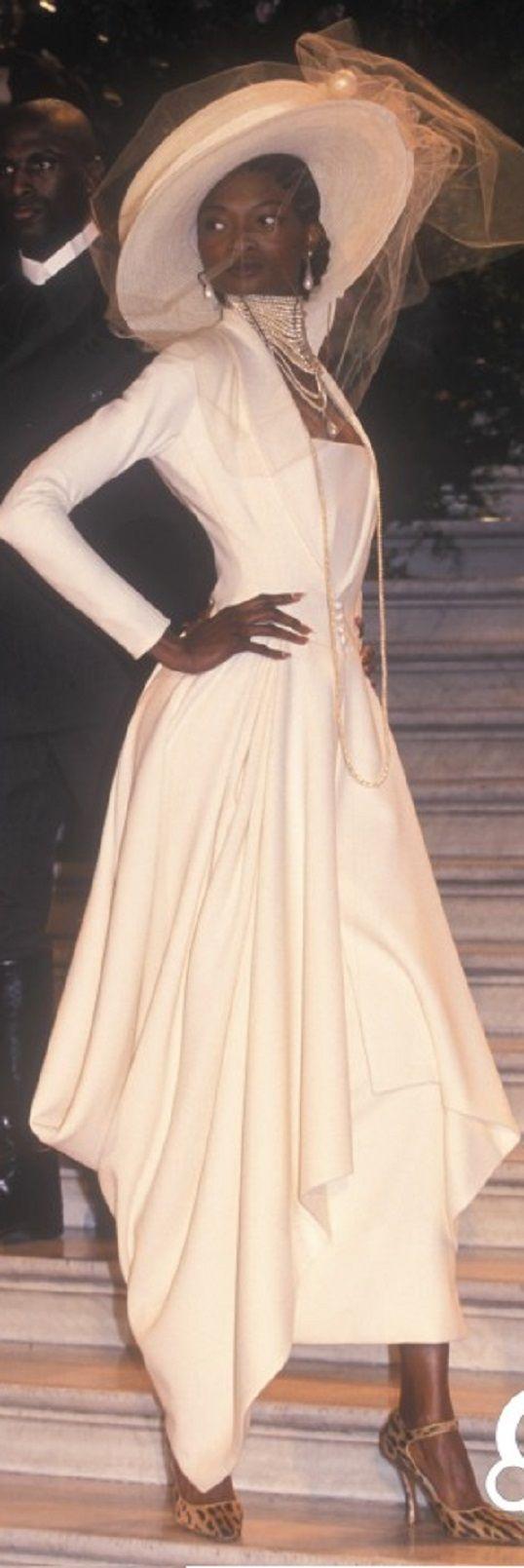 Dior Haute Couture - spring summer 1998 - John Galliano                                                                                                                                                                                 More