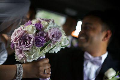 A lovely purple bouquet from a few years back. #ottawawedding #trilliumflowers #ottawaweddingbouquet
