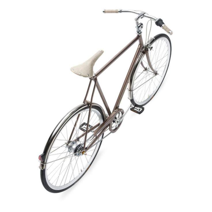gazelle van stael R7V : aika for urban cycling