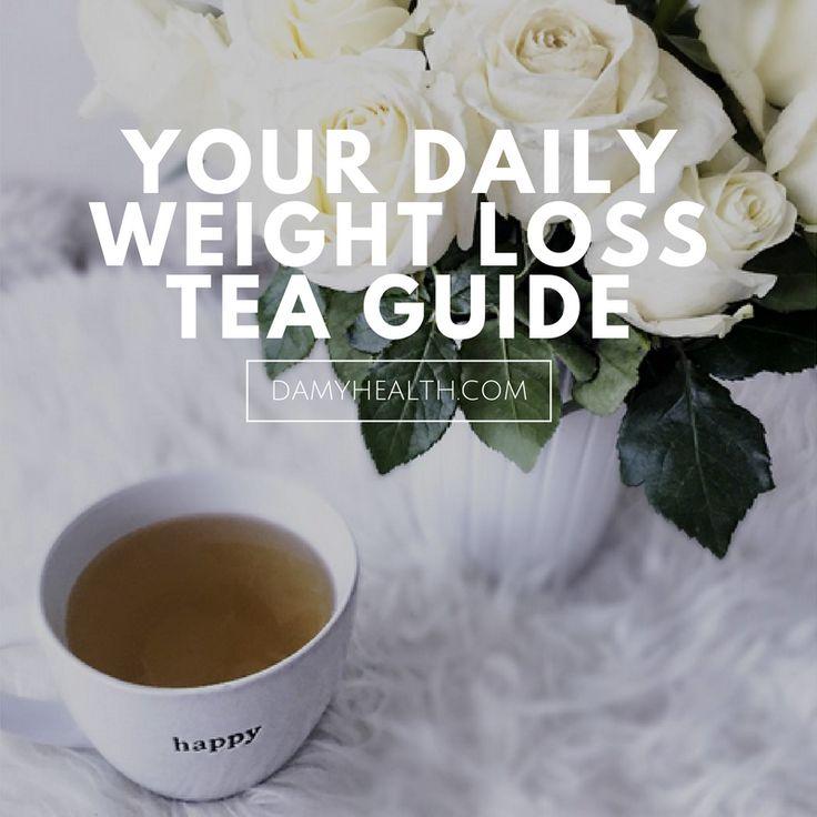 top ten weight loss teas