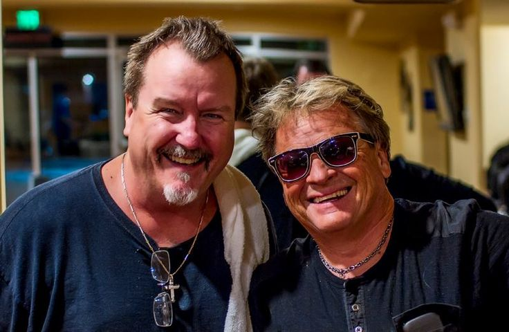 Bryan Duncan and Bob Carlise 2013