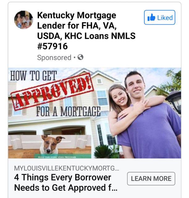 Kentucky Usda Rural Housing Mortgage Lender Mortgage Lenders The Borrowers Mortgage