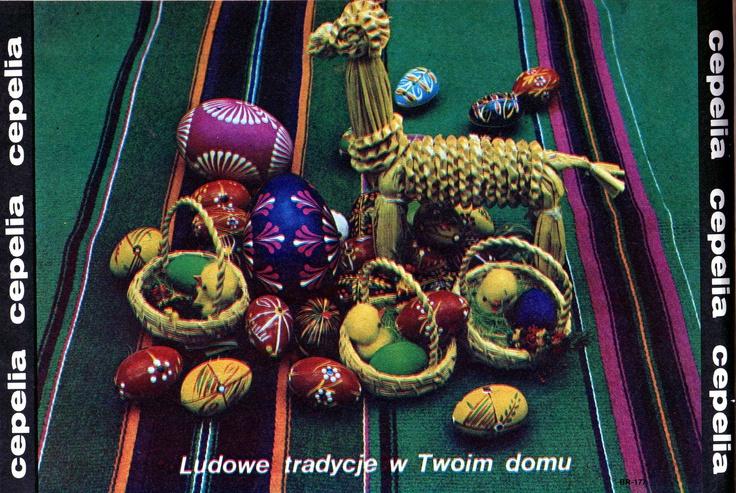 """From """"Magazyn Rodzinny"""" maj 1979"""