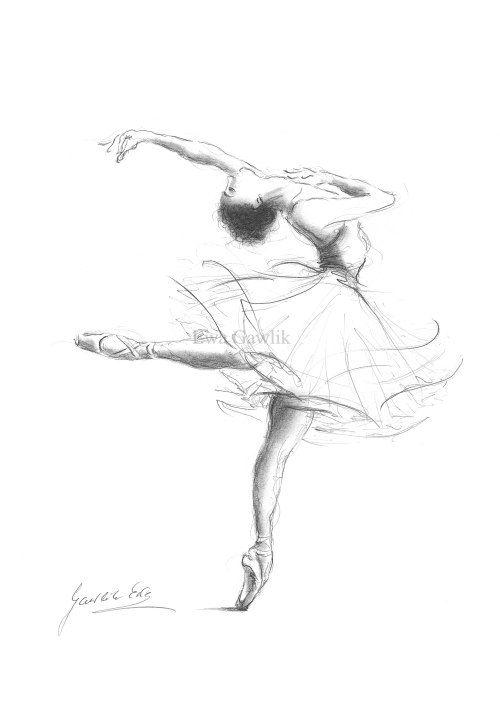 Ballerina-Print, Ballerina-Skizze, Ballerina-Zeichnung, Print Ballett, Balletttänzer, Druck der Tänzer, Ballettkunst, Ballerina-Kunst, Geschenk für Sie