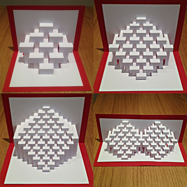 This is a collection of 8 basic templates, intended as a starter-kit, which I put together after watching my nephew Ben learning how to cut and fold my more complicated designs.  They start very simply with a 3x3 block diamond, and the patterns evolve in several directions toward the end of the series. Each template comes with a photograph of what it should look like when finished.  This listing does not include any assembled pieces, rather it provides you with the patterns to make them…