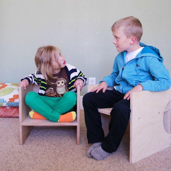 24 Best Silla Cubo O Silla Evolutiva Montessori Images On