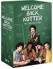:Welcome Back Kotter:The Complete Series (DVD,2014,16-Disc Set)New,Sealed!SHIP,