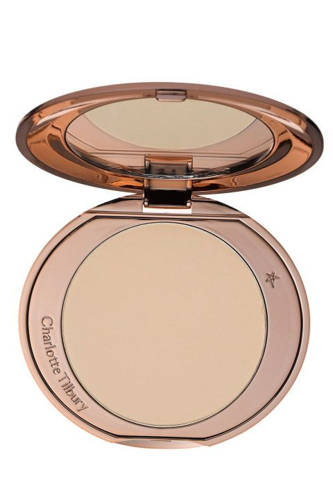This powder from Charlotte Tilbury was designed to prevent excess shine while avoiding a heavy finish. If you want full coverage, expert shine control and a feather-light texture, this is your wonder product. Charlotte Tilbury Air-brush Flawless Finish Skin-perfecting Micro-powder, £33