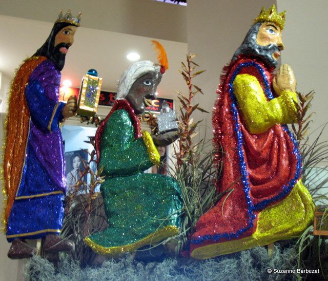 Kings Day in Mexico - Dia de Reyes - January 6 - Epiphany - Mexican Kings Day
